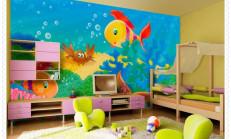 Çocuk Odaları Duvar Rengi Seçimi
