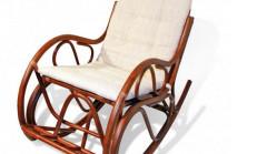 Bambu Sallanan Sandalye