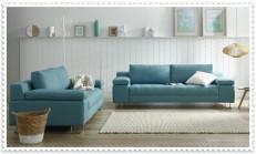 Mavi Salon Dekorasyonu
