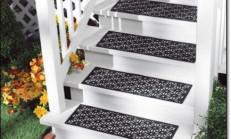 Kauçuk Merdiven Basamağı