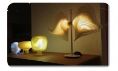 Dekoratif Abajur Modelleri