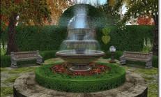 Dekoratif Bahçe Çeşmeleri