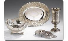 Ev Dekorasyonunda Gümüş Eşyalar