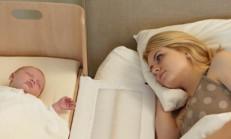 Anne Yatağına Bitişik Beşik