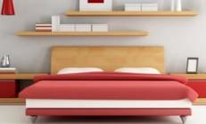 Yatak Odası Duvar Rafları