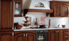 Rustik Mutfak Dolapları