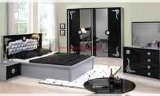 Sürgülü Kapı Yatak Odası Modelleri