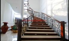 Ferforje İç Merdiven Modelleri