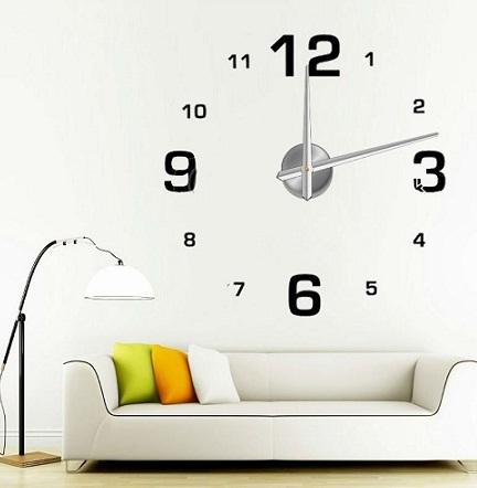 Dekoratif Duvar Saatleri
