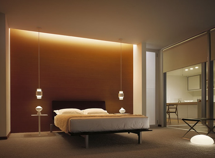 Japon Sitli Yatak Odası Modeli