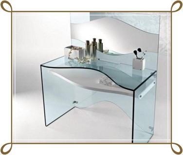 Cam Makyaj Masası Modelleri