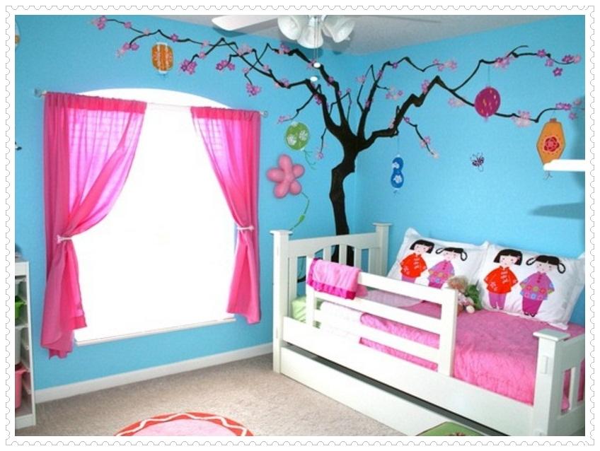 Çocuk Odası Renk Seçimi-2