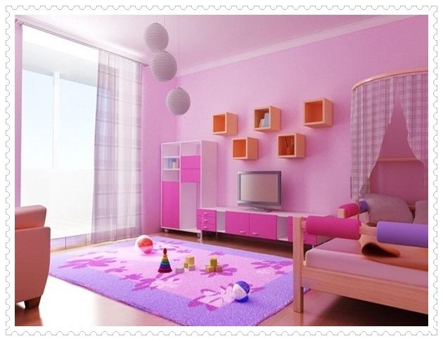 Çocuk Odası Renk Seçimi-3