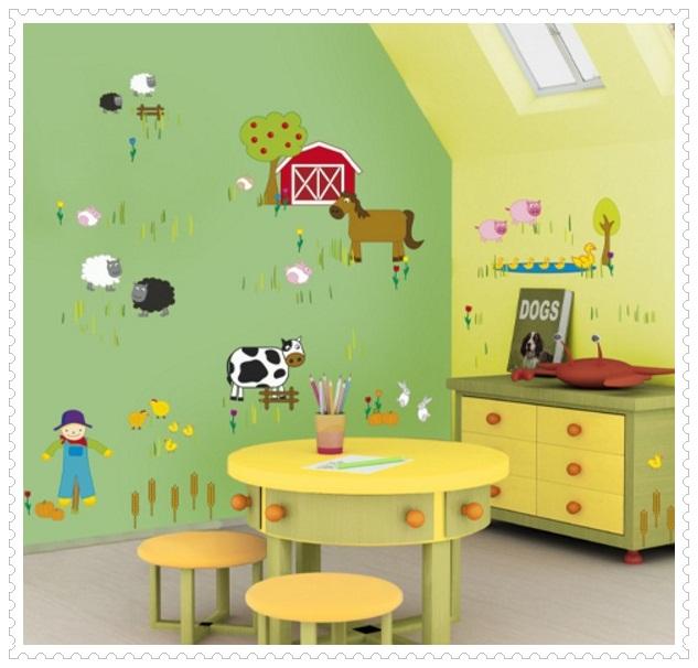 Çocuk Odası Renk Seçimi-4