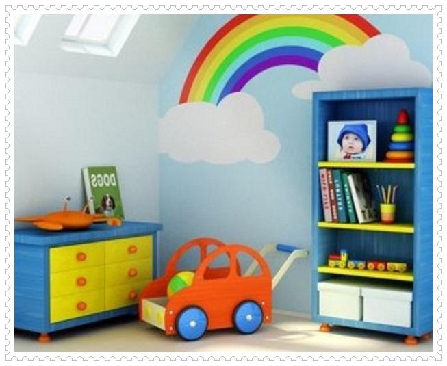 Çocuk Odası Renk Seçimi-6