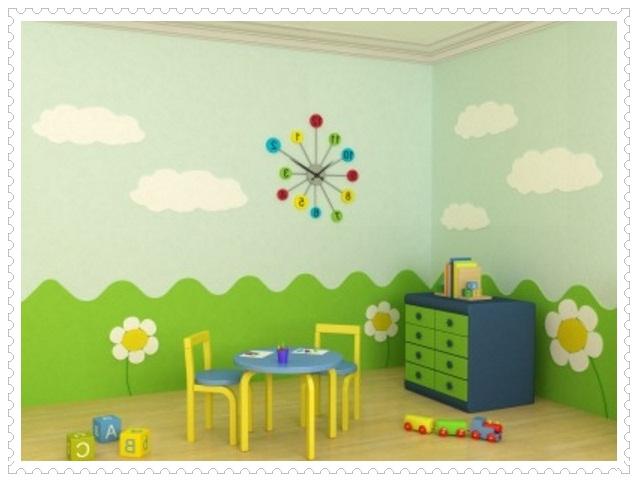 Çocuk Odası Renk Seçimi-8