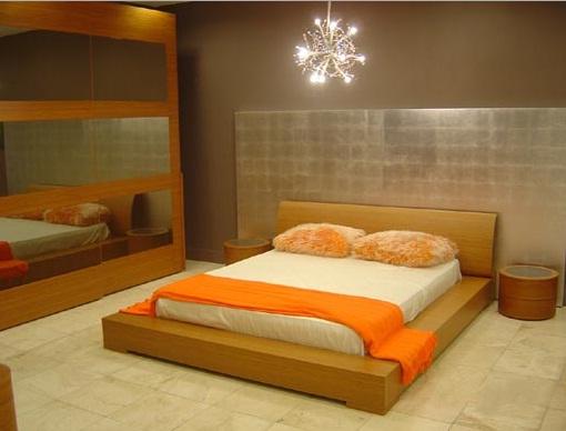 Estetik Görünümlü Yatak Odası