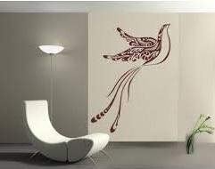 Kuş Desenli Duvar Stickerları