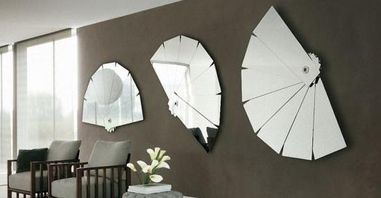 Son Tasarım Salon Ayna Modeli