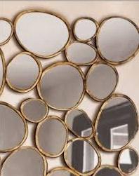 Yeni Tasarım Salon Ayna Modeli