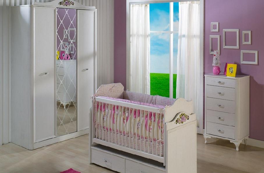 İstikbal Arya Bebek Odası Takımı