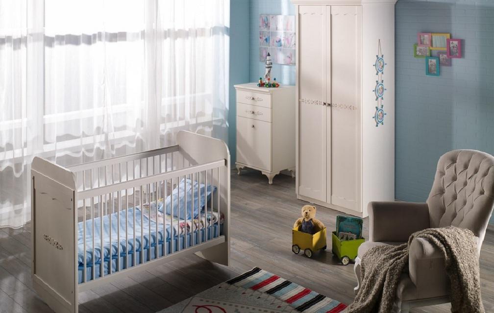 İstikbal Perla Bebek Odası Takımı