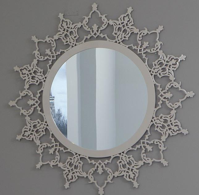 Estetik Görünümlü Varak Ayna Modeli