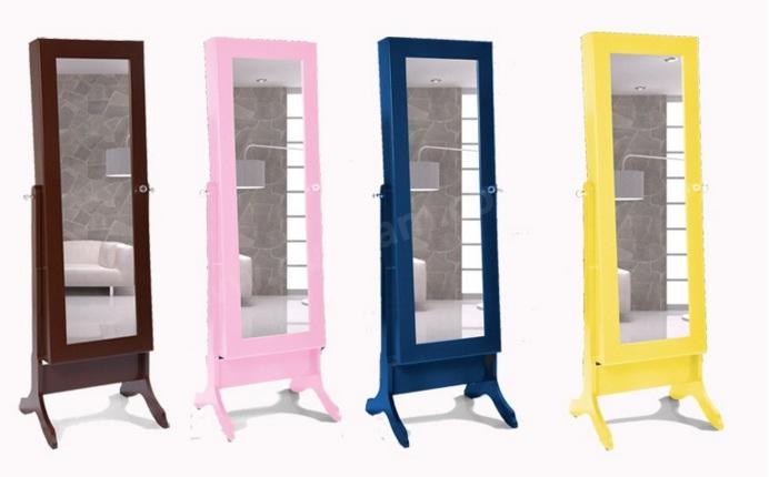 Renk Renk Boy Aynası Modelleri