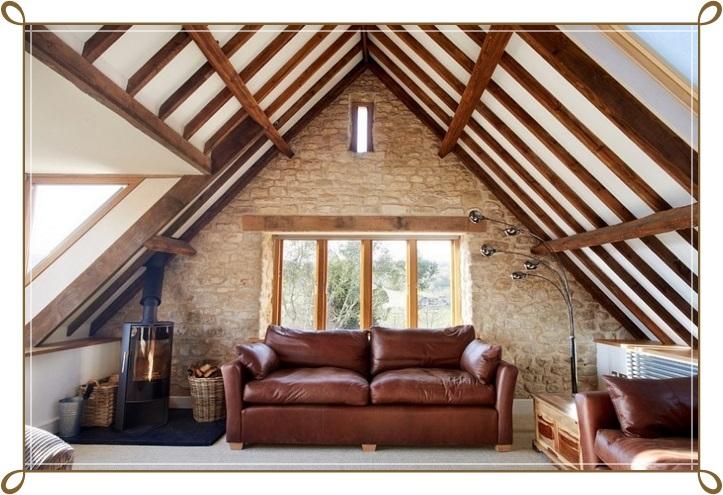 Çatı Katı Dekorasyon Örnekleri - 4