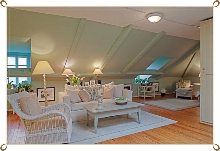 Çatı Katı Misafir Odası