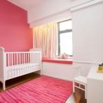 Çocuk Odası Gül Kurusu Rengi