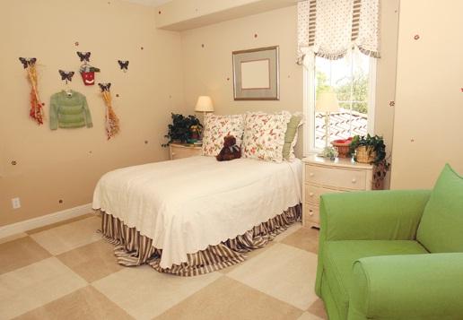 Çocuk Odası Vanilya Çiçeği Rengi