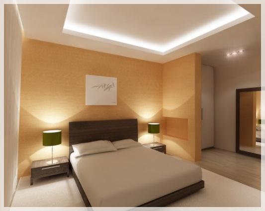 Lületaşı Rengi Yatak Odası