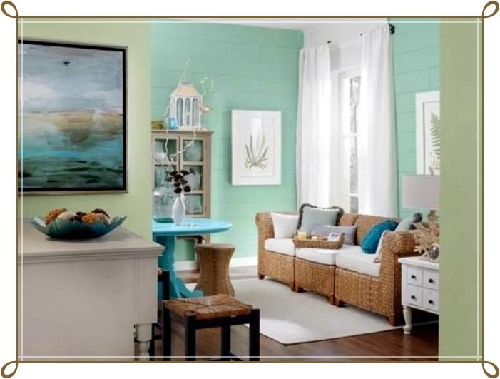 Mint Yeşili Salon