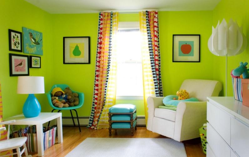 Misafir Odası Marshall Nil Kıyısı Rengi