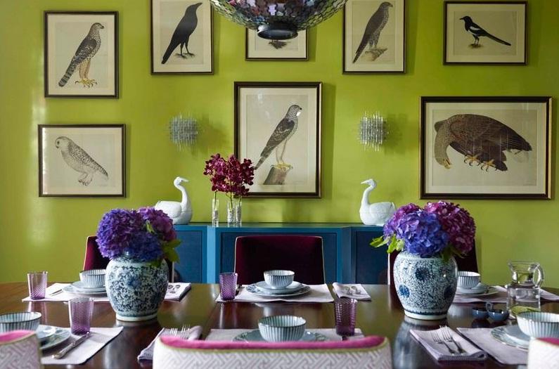 Mutfak Limon Çiçeği Rengi