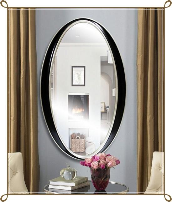 Oval Boy Aynası Modelleri