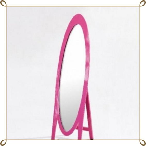 Pembe Boy Aynası Modelleri