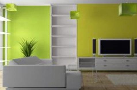 Salon Limon Çiçeği Rengi