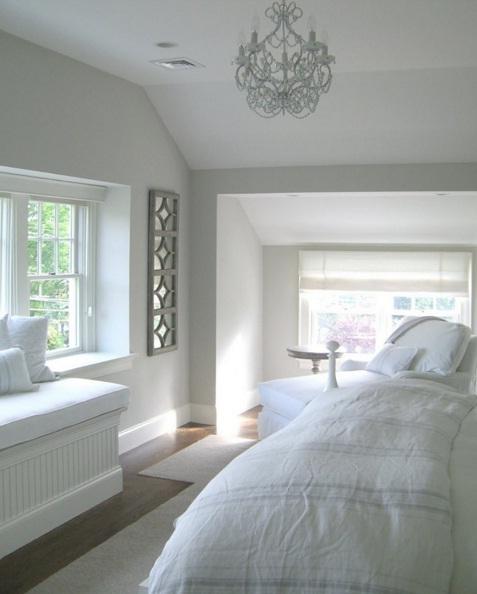 Yatak Odası Kül Bulutu Rengi