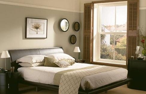 Yatak Odası Kum Taşı Duvar Rengi