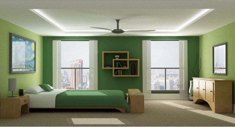 Yatak Odası Marshall Nil Kıyısı Rengi