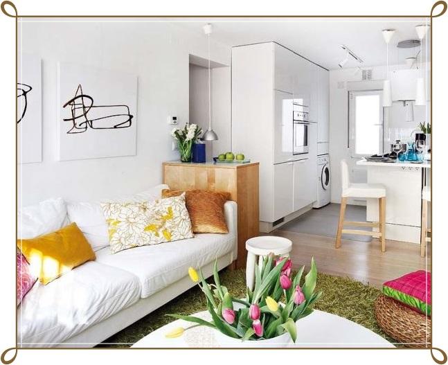 1+1 Ev Tasarımı