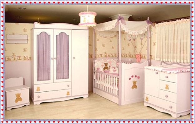 Sağlam Bebek Odası Takımları