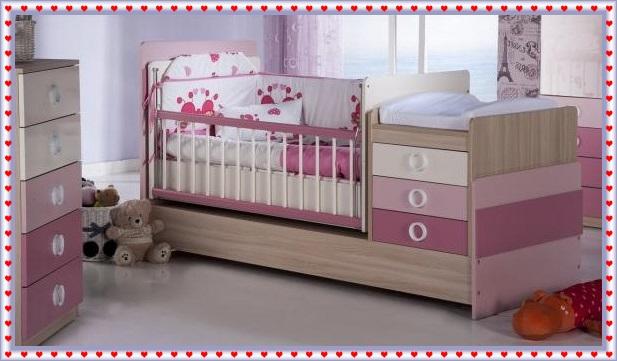 2+1 Evlere Uygun Bebek Odaları