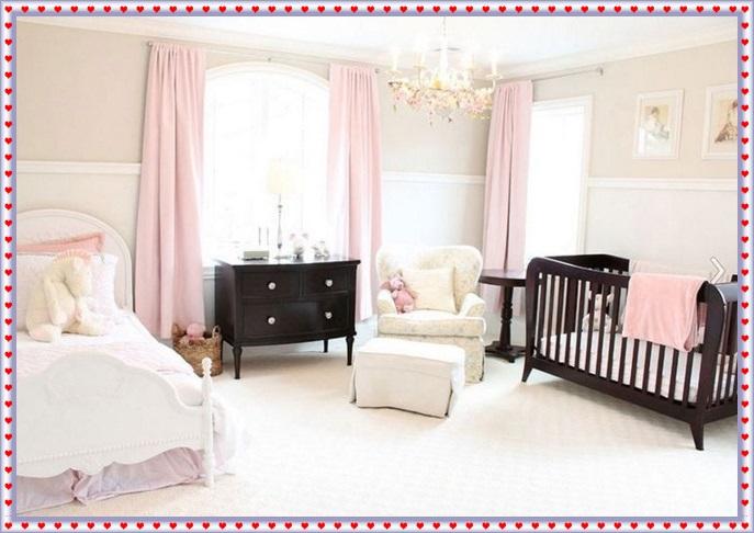 Tasarım Bebek Odaları