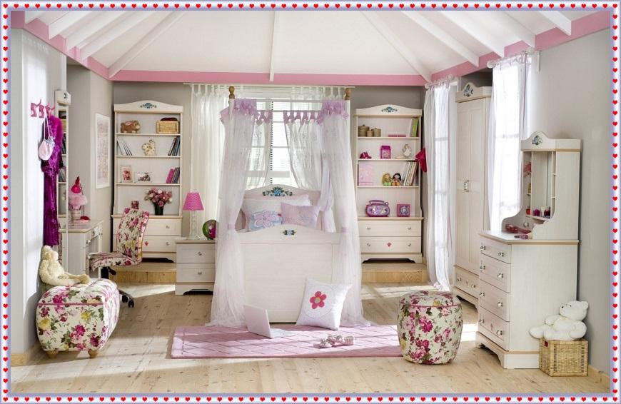 Modern Görünümlü Bebek Odaları