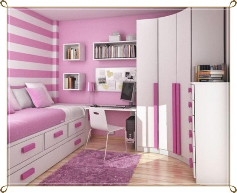 Genç Kız Odası Duvar Rengi