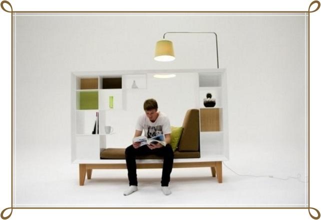 Genç Odası Kitaplik Modelleri