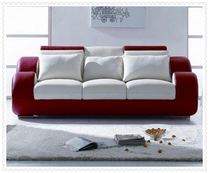 Kırmızı Beyaz Koltuk Modelleri-7